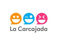 La Carcajada Logo