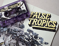 FALSE TROPICS CASSETTE COVER