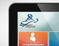 Dirhami FInancial Consultancy . Website and App