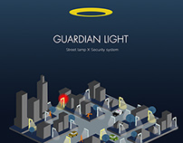 Guardian light -  Smart security system