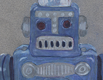 Prisma Colour Robot