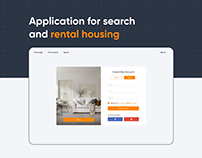 Rental - Application for search and rental housing