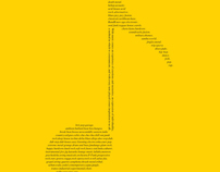 AGDA 2011 Annual Poster Competition - Inspired by Music