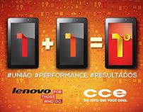 União, Performance, Resultados – Lenovo & CCE