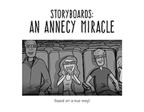 Storyboards: An Annecy Miracle