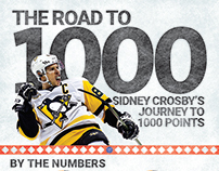 Sidney Crosby Infographic