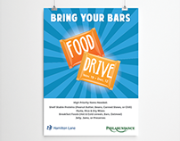 Philabundance Food Drive Poster Series