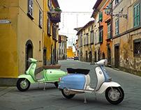Lambretta Motor Scooters