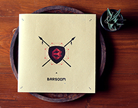 Barsoom • Lounge Menu