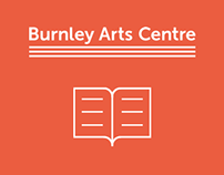 Burnley Arts Centre Brochure