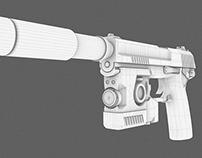 SOCOM Pistol