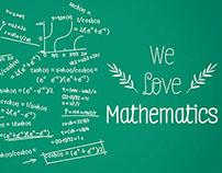 Hand Drawn Mathematics Elements