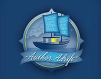 Author Adrift