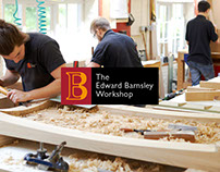 Edward Barnsley Workshop - Bespoke Furniture