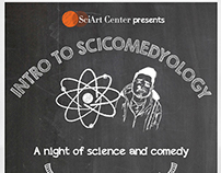 SciArt - Intro to Scicomedyology