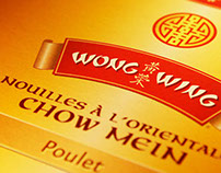 Wong Wing Branding and Packaging