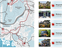 Info Map Design