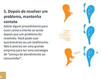 Revista Conexão Check Ok - diagramação e ilustração