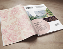 Materiais para clientes - revista Mariée