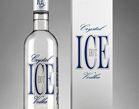 Crystal Hot Ice vodka