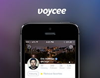 Voycee App and Web version