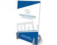 Mundo d'Eventos Brand Restyle
