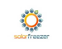 Solar Freezer Branding