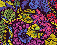 Paisley Dream - seamless pattern
