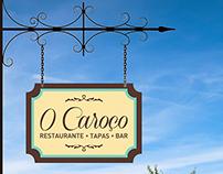 Restaurante Caroço Branding