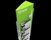 EPSON Brochure holder