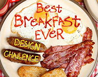 Best Breakfast Evet: Design Challenge
