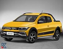 Volkswagen Saveiro 2022