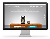 Spark Homepage : UX
