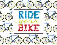 Bike Peoria Direct Mail Piece