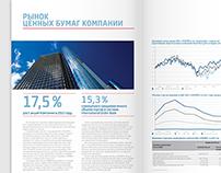 Годовой отчет LukOil. Редизайн