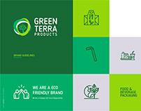 green terra brand guidelines