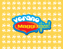 Maggi Brand Activation