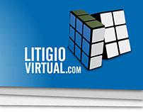 LitigioVirtual.com Branding Project