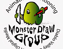 Monster Draw Drawing Challenge