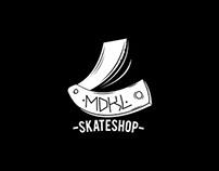 MDKL SKATESHOP