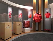exhibition design 2013 X VX