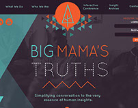 Big Mama's Famous Truth Shop - Filter of Human Truth