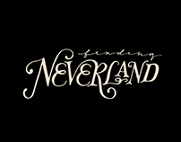 Finding Neverland Title Sequence