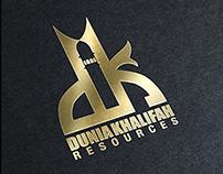 Dunia Khalifah Resources Logo