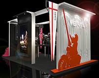 exhibition concept design 2013 X VT