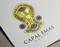 Client : Capal Emas Group  |  Logo Design