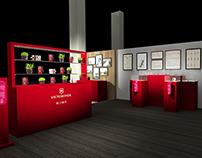 exhibition design 2014 X VX130th