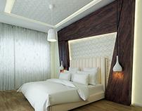 Sleeping Room - Modern