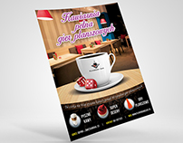 Playground Cafe - Flyer