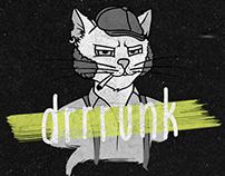 drrrunk /концепт мобильного приложения/